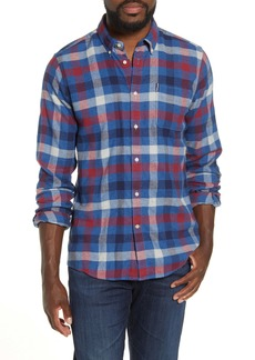Barbour Country Check No. 5 Tailored Fit Flannel Shirt