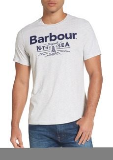 Barbour Cove Slim Fit Logo Graphic T-Shirt