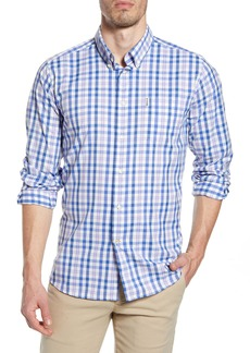 Barbour Creswell Plaid Button-Up Performance Shirt