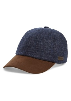 Barbour Dotterel Wool & Moleskin Cap
