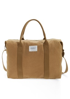 Barbour Dromond Canvas Holdall Bag