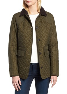 Barbour Dunnock Water Resistant Waxed Cotton Jacket