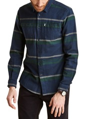 Barbour Elbe Stripe Flannel Shirt