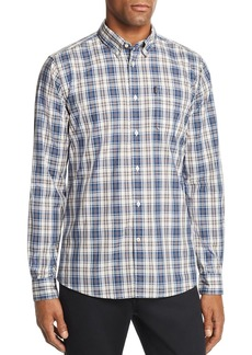 Barbour Endsleigh Check-Print Tailored Fit Button-Down Shirt