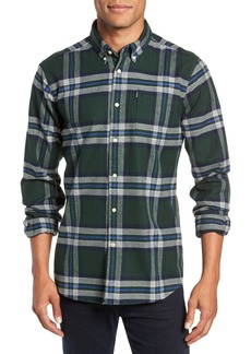 Barbour Endsleigh Highland Check Cotton Flannel Shirt