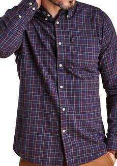 Barbour Endsleigh Tattersall Cotton Flannel Shirt