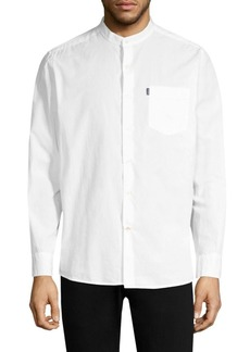 Barbour Fairfield Cotton Tailored Button-Down Shirt