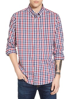 Barbour Fell Performance Regular Fit Stretch Check Sport Shirt