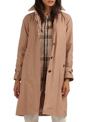Barbour Findhorn Waterproof Belted Trench Coat