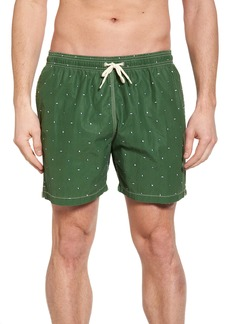 Barbour Flag Swim Trunks