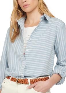 Barbour Foxton Cotton Striped Shirt