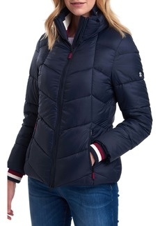 Barbour Gangway Quilted Puffer Coat