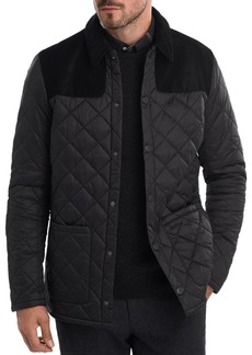 Barbour Gillock Quilted Coat