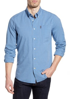 Barbour Gingham 19 Tailored Fit Button-Up Shirt