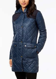 Barbour Greenfinch Quilted Packable Coat