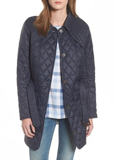 Barbour Hailes Quilted Trench Jacket