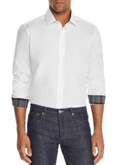 Barbour Highfield Stretch Poplin Slim Fit Shirt