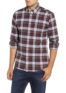 Barbour Highland Check 11 Tailored Fit Button-Down Shirt