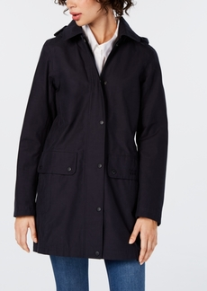 Barbour Hooded Raincoat