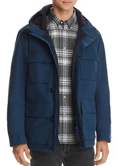 Barbour Hooded Utility Jacket