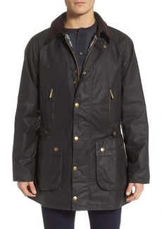 Barbour Icons Beaufort Water Resistant Waxed Cotton Jacket