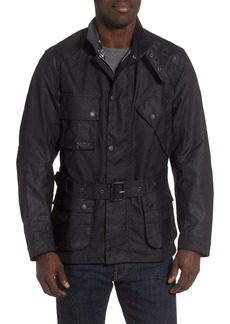 Barbour Icons International Waxed Cotton Jacket