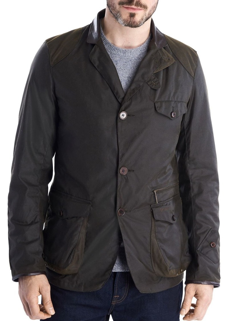 Barbour Icons Beacon Sports Waxed Jacket