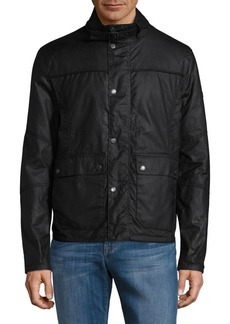 Barbour Inlet Waxed Cotton Jacket