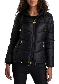 Barbour International Brace Quilted Puffer Jacket