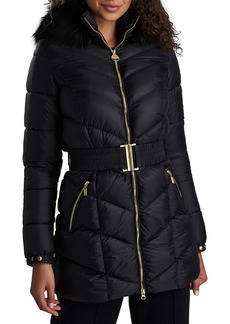 Barbour International Highpoint Quilted Hooded Puffer Jacket