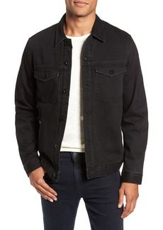 Barbour International Nimbus Denim Jacket