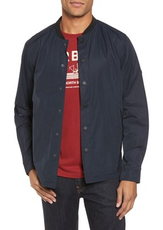 Barbour International Snap Front Overshirt