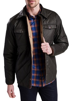 Barbour International Sonoran Quilted Shirt Jacket