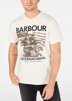 Barbour International Steve McQueen Men's 278 Time T-Shirt, Created For Macy's