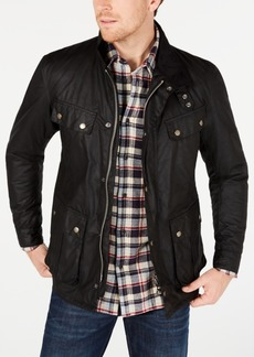 Barbour International Steve McQueen Men's Duke Wax Jacket, Created For Macy's