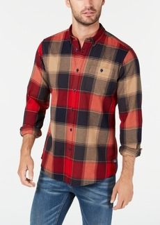 Barbour International Steve McQueen Men's Joseph Pocket Plaid Shirt, Created For Macy's