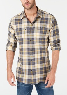 Barbour International Steve McQueen Men's Bill Plaid Shirt, Created For Macy's
