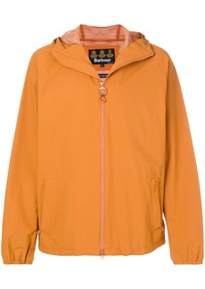 Barbour Irvine jacket - Yellow & Orange