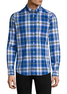 Barbour Jeff Cotton Button-Down Shirt