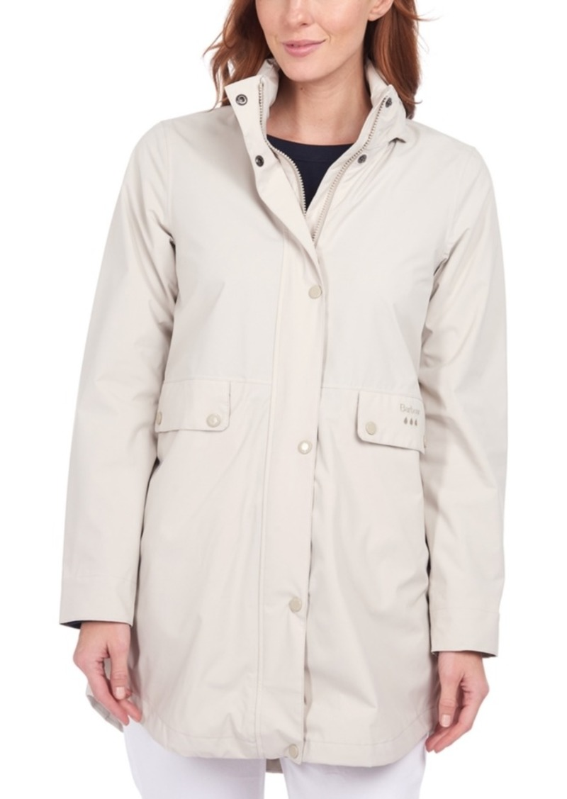 Barbour Katafront Waterproof Hooded Jacket