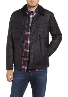 Barbour Keadby Water Resistant Waxed Cotton Jacket