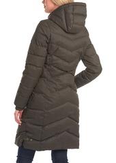 Barbour Kingston Hooded Puffer Coat