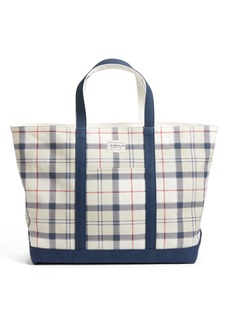 Barbour Kirkwall Plaid Tote