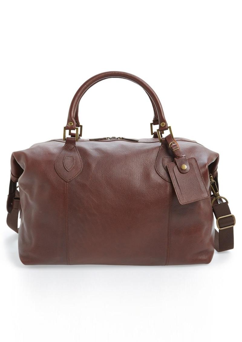 00bb398b89d Leather Travel Bag