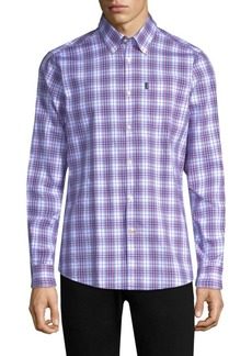 Barbour Leo Tailored-Fit Cotton Button-Down Shirt