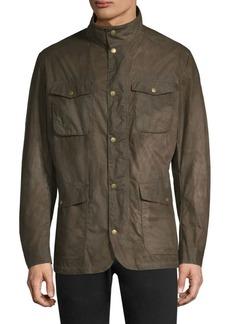 Barbour Lightweight Wax Ogston Jacket