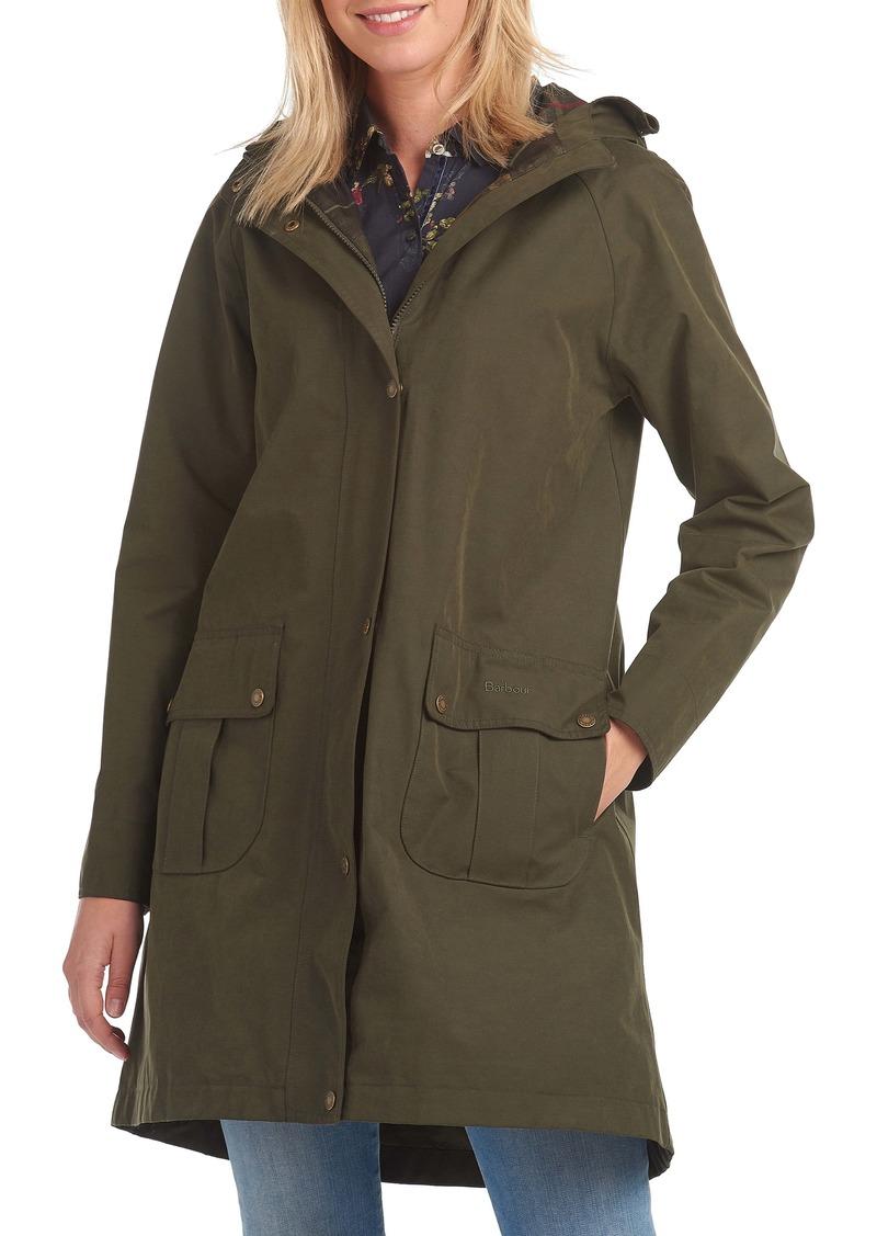 Barbour Linwood Waterproof Hooded Raincoat