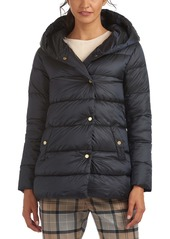 Barbour Lossie Hooded Puffer Jacket