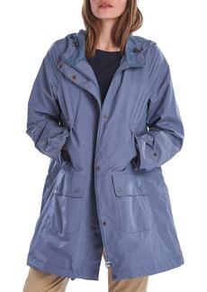 Barbour Lottie Hooded Waterproof Raincoat