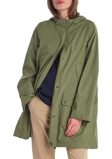 Barbour Lottie Hooded Waterproof Raincoat